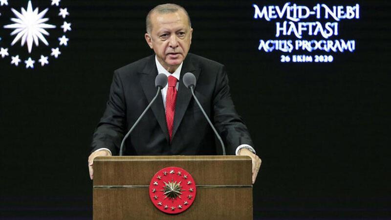 Cumhurbaşkanı Erdoğan: Sakın Fransız markalarından satın almayın