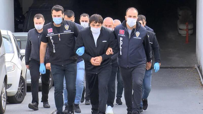 Suç örgütü lideri Andri Malyi takma isimli Chıkladze gözaltına alındı