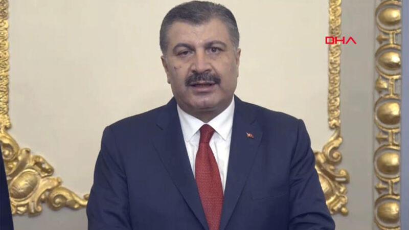 Sağlık Bakanı Fahrettin Koca, İstanbul Valiliği'nde açıklamalarda bulundu