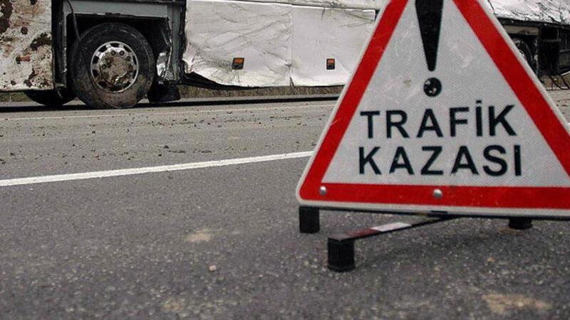 Aksaray'da feci kaza! Ekipler zamanla yarıştı