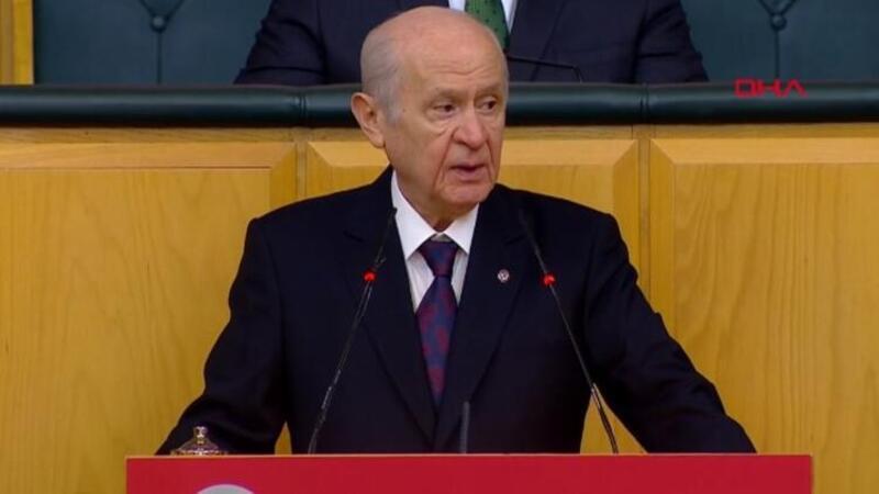 Son dakika haberleri... Osman Durmuş'un vefatıyla ilgili 'Üzüntümüz büyüktür' diyen Bahçeli'nin sesi titredi, gözleri doldu