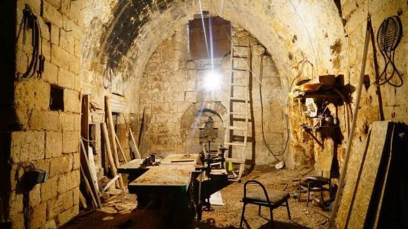 Mardin'de Mor Yuhanna Süryani Kilisesi 7 milyon 250 bin liraya satılık