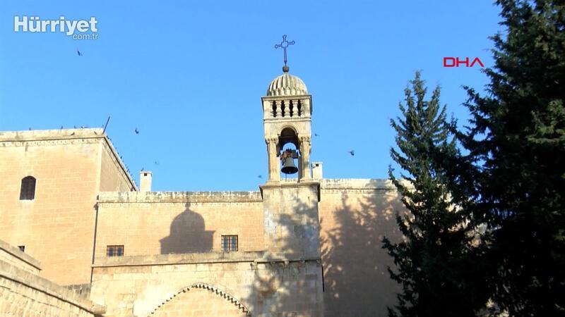 Mardin'de 1700 yıllık kilise, 7 milyon 250 bin TL'ye satışa çıkarıldı