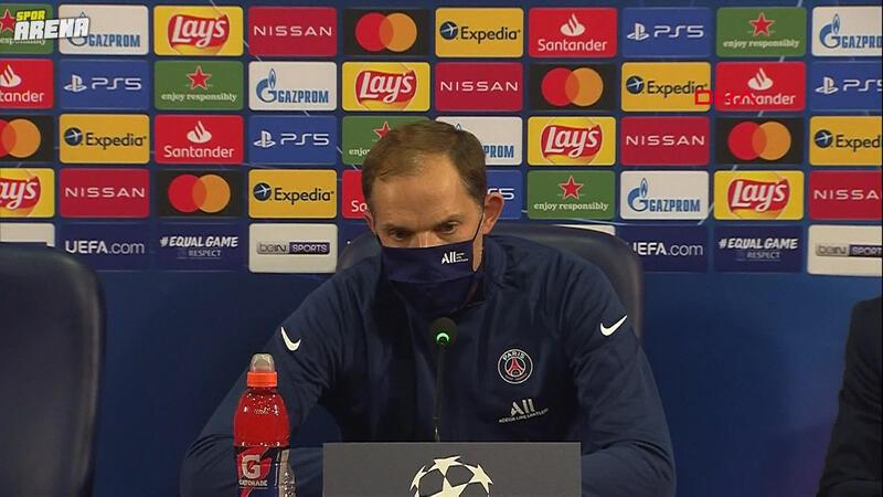 Tuchel: 'Manchester United yenilgisine rağmen kendimizi göstermeye geldik!'