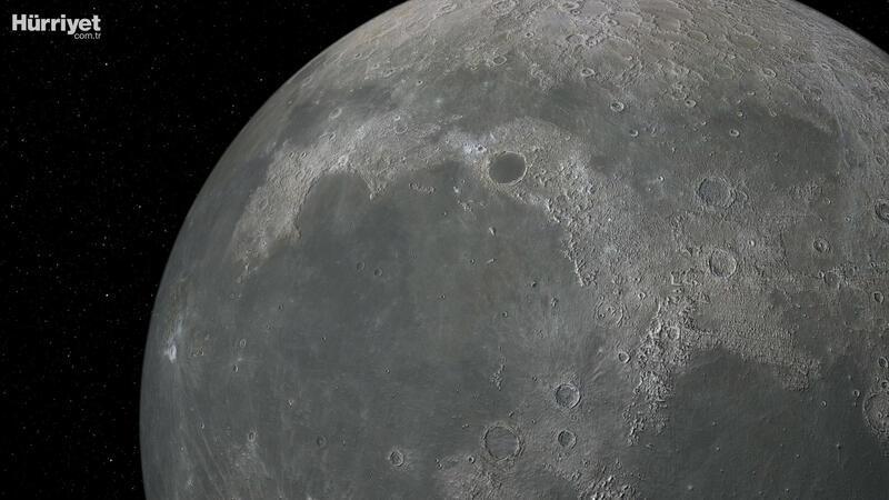 Ay'da su bulundu: Peki su Ay'a nasıl geldi?