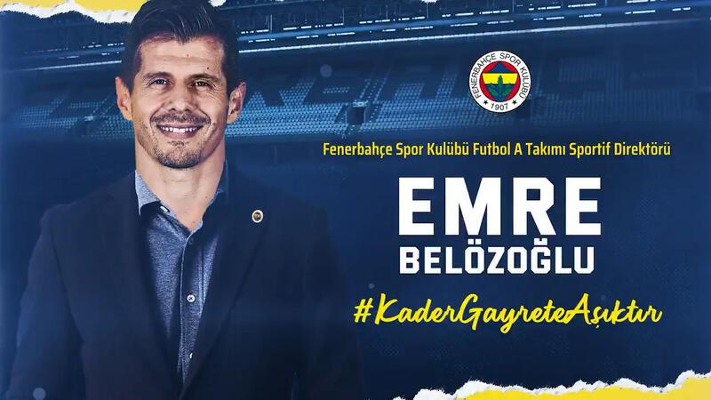 Fenerbahçe'den duygusal Emre Belözoğlu videosu