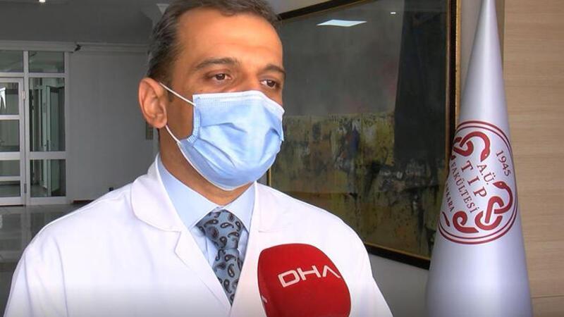 Koronavirüs Bilim Kurulu üyesi Prof. Dr. Alpay Azap: Koronavirüs hastalarında aspirin kullanıyoruz