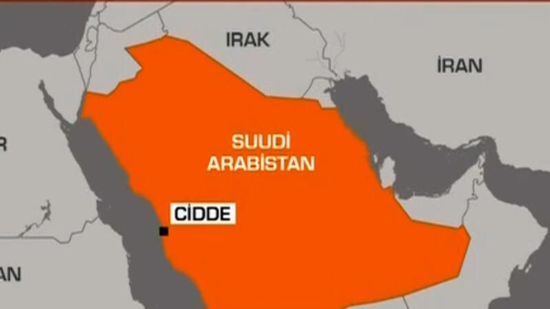 Son dakika! Suudi Arabistan'ın Cidde kentinde Fransız Konsolosluğu'nda saldırı
