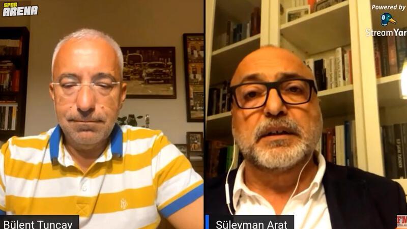 Süleyman Arat: Fenerbahçe'deki 'biz' mantığı sahaya yansıdı!