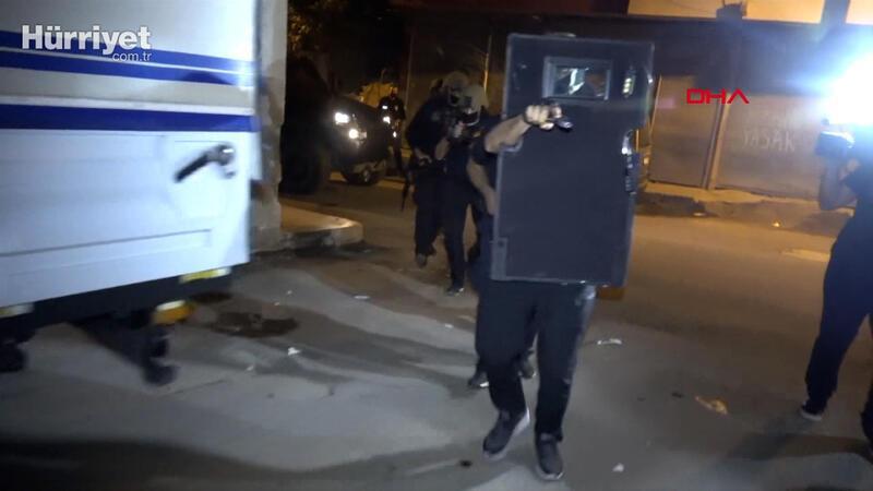 Adana'da terör örgütü PKK'ya operasyon 5 gözaltı