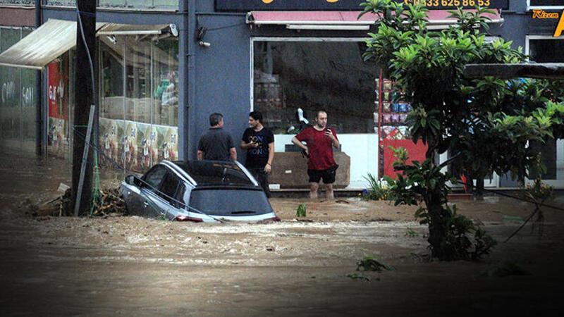 Karadeniz'de iklim değişikliği uyarısı: Sel ve heyelanlar artacak