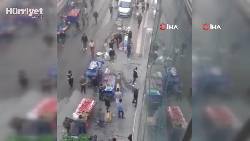 Yer: Diyarbakır... Alacak verecek tartışması meydan kavgasına dönüştü