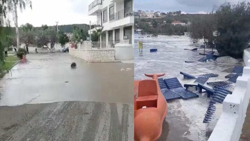 """Son dakika... Uzmanlar depremi yorumladı... """"Deniz kenarından uzaklaşın, binalara girmeyin"""""""