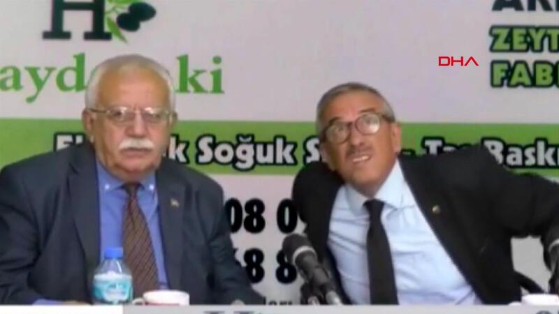 Aydın Söke'de depreme yayın sırasında yakalandılar