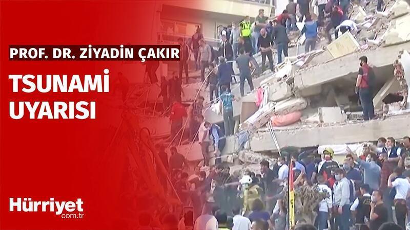Prof. Dr. Ziyadin Çakır: Tüm Körfez Tehlike Altında