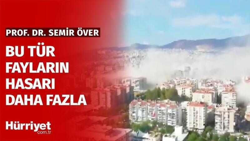 """Prof. Dr. Semir Över: """"Artçı Şokların Yıkma Etkisi Var"""""""