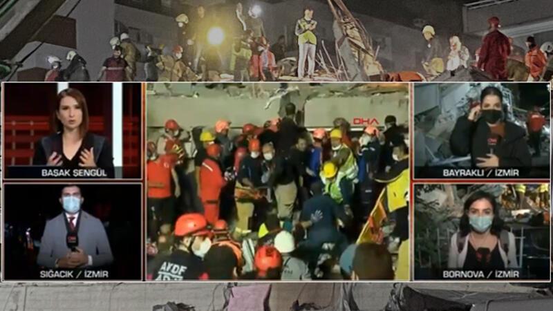 Son dakika haberi: CNN Türk muhabirleri anbean son durumu anlattı