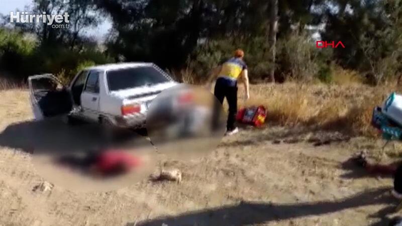 Akrabaların silahlı arazi kavgasında kan aktı: 2 ölü