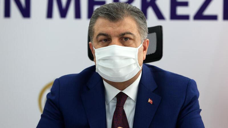 Son dakika haberi: Bakan Koca'dan İzmir'e koronavirüs uyarısı