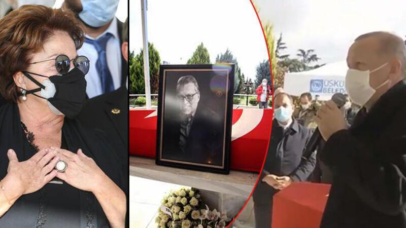 Eski başbakanlardan Mesut Yılmaz, son yolculuğuna uğurlandı