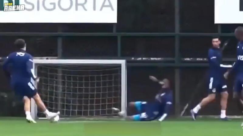 Luiz Gustavo, Ferdi Kadıoğlu'na geçit vermedi