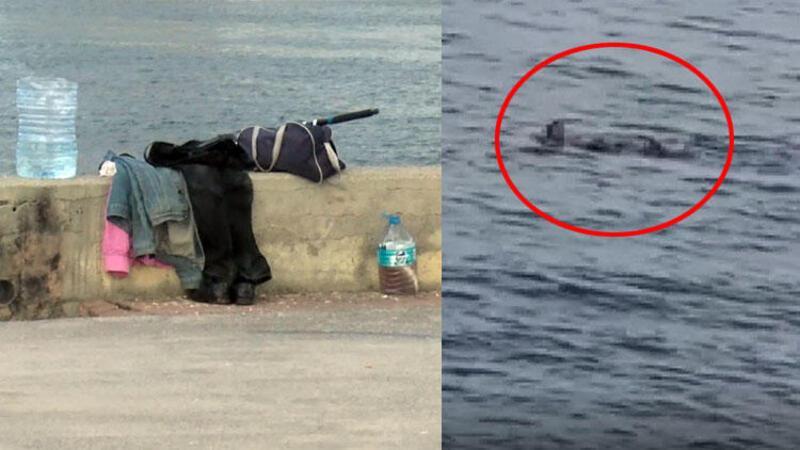 Denize düşen şamandırasını almaya çalışan balıkçı boğuldu