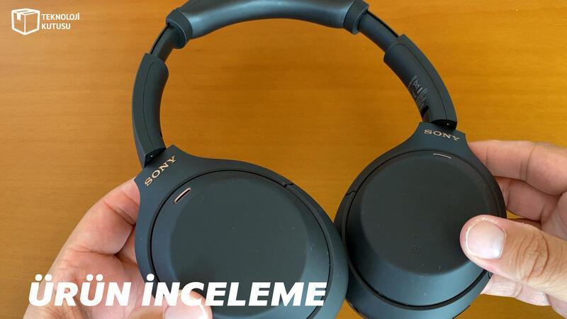Sony WH-1000XM4 incelemesi