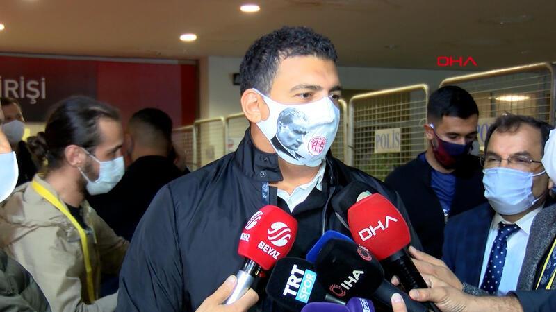 Ali Şafak Öztürk: Abdullah Avcı görüşüyoruz