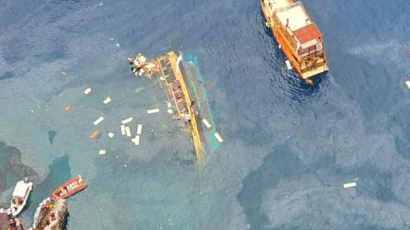 Son dakika haber! Alanya'da tur teknesi alabora oldu