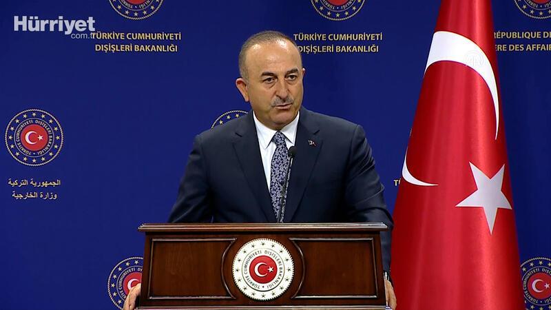 """Çavuşoğlu: """"Avusturya'daki terör saldırısını lanetliyoruz. İki vatandaşımız teröristlere müdahale etti"""""""