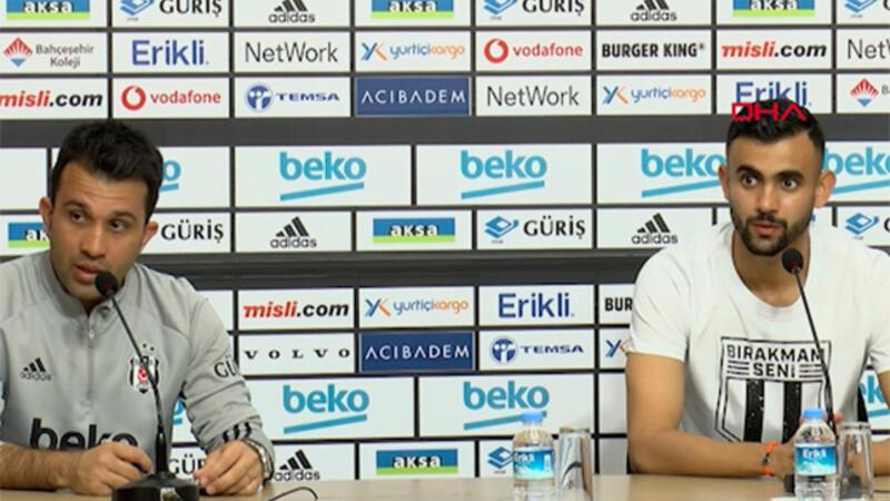 Ghezzal: 'Türkiye'nin en büyük kulübüne gelme fırsatı, meydan okuma şansı elde ettim!'