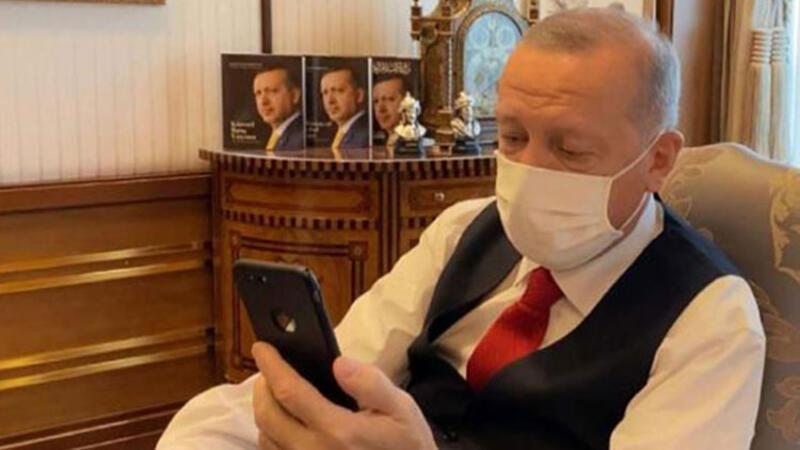 Cumhurbaşkanı Erdoğan, Viyana'daki terör saldırısının görgü tanıkları Türklerle görüştü