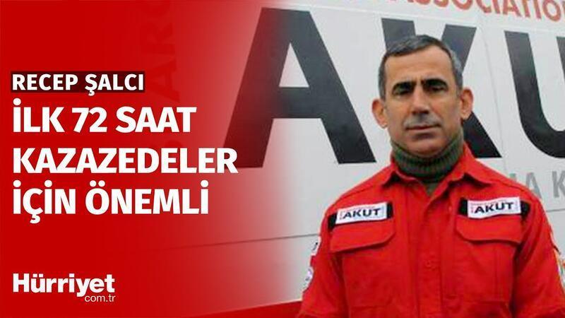 Akut Başkanı Recep Şalcı: