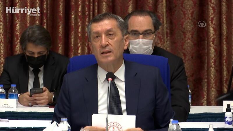 Bakan Selçuk, milletvekillerinin sorularını yanıtladı