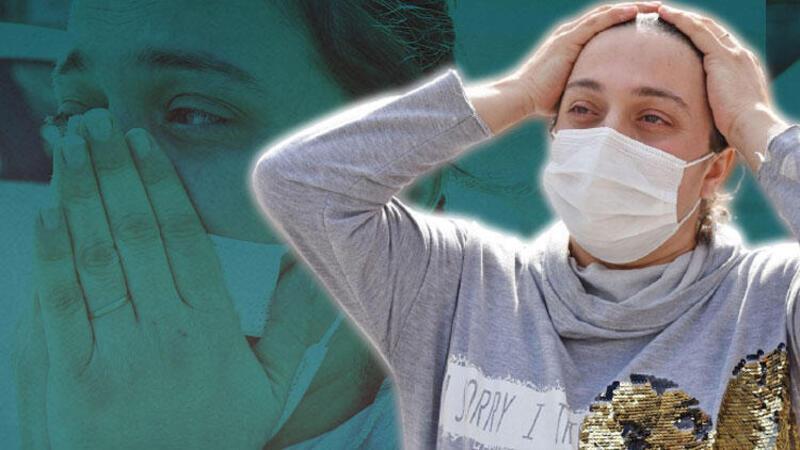 Göçük altından çağrı merkezine ulaşan Fatma Aladağ, yaşadıklarını unutamıyor