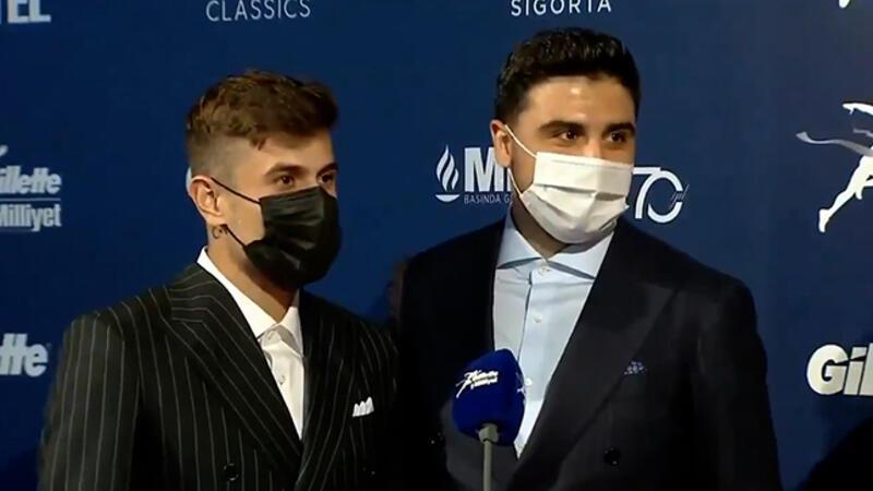 Ozan Tufan ve Dorukhan Toköz'den Emre Belözoğlu itirafı