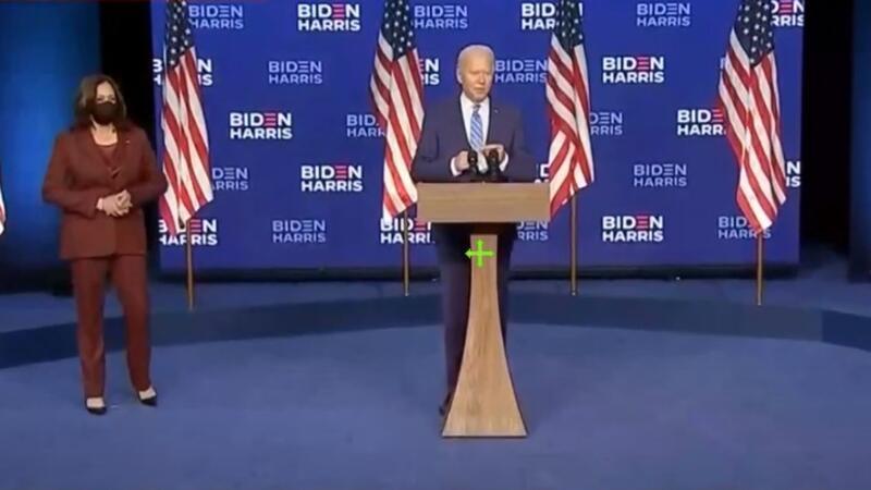 ABD Başkan Adayı Joe Biden açıklamalarda bulundu
