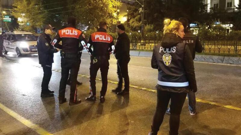 """İstanbul'da 39 ilçede """"Yeditepe Huzur"""" asayiş uygulaması gerçekleştirildi"""