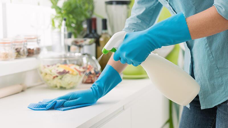 Temizliği zor eşyalar için işinize yarayacak püf noktaları
