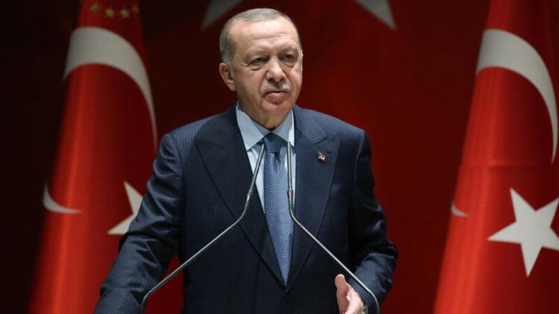 Cumhurbaşkanı Erdoğan: İzmir'de 1 milyon 400 bin metrekare tahsis edildi
