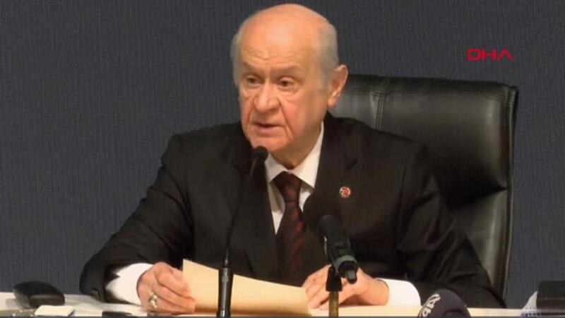 Son dakika… MHP lideri Bahçeli'den CHP'ye çok sert tepki