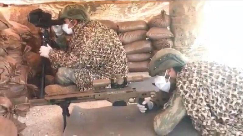 MSB paylaştı: 'Onlar; görevini sessizce ve tam 12'den vurarak yapar!'