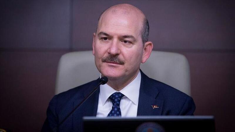 Koronavirüse yakalanan Bakan Süleyman Soylu'dan açıklama
