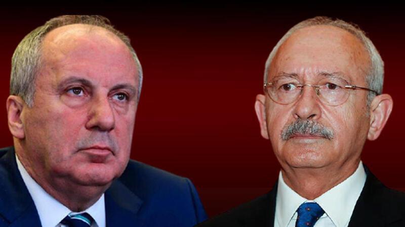 Muharrem İnce'den Kemal Kılıçdaroğlu'na: Sıkıştığı zaman ortaya bir yalan atıyor