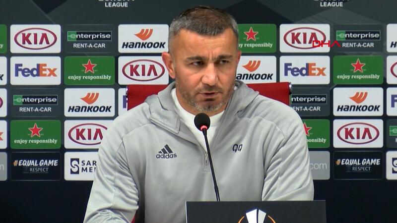 Gurbanov: Sivasspor defansta ve kontra ataklarda çok iyiydi