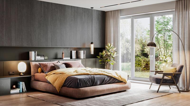 Yatak odanızı yeniden düzenlemeye ne dersiniz? İşte öneriler...