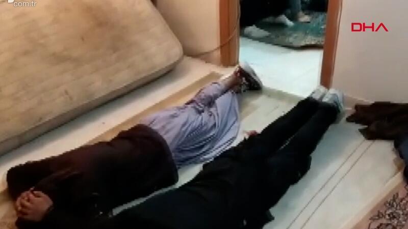 Esenyurt'ta rehin tutulan Afgan mülteciler böyle kurtarıldı