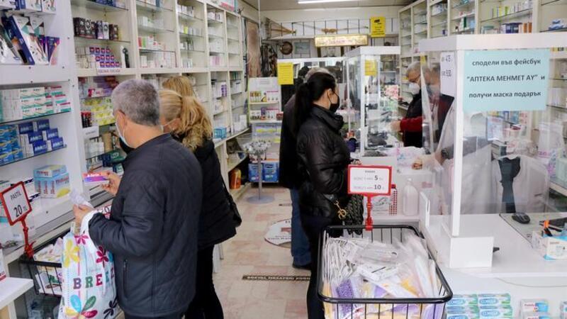 Bulgar turistler, Edirne'de aspirin satışlarını yüzde 84 artırdı