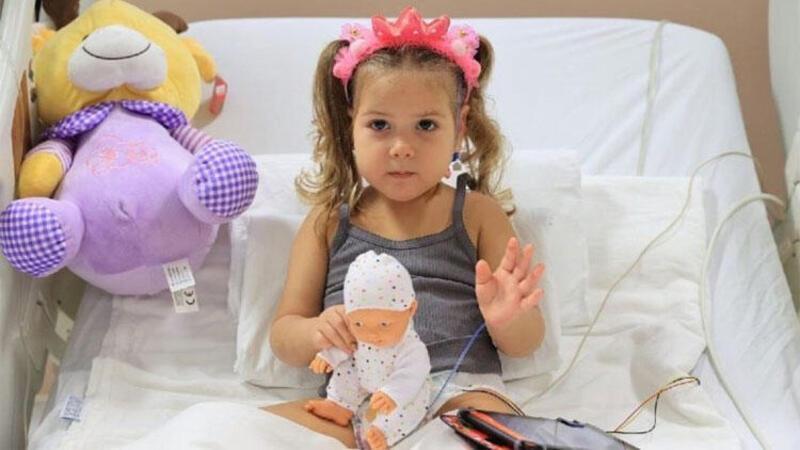 İzmir depreminin mucizesi Ayda Gezgin taburcu edildi