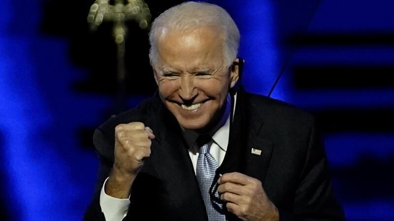 Son dakika haberi: ABD'nin seçimde tercihi Joe Biden oldu!